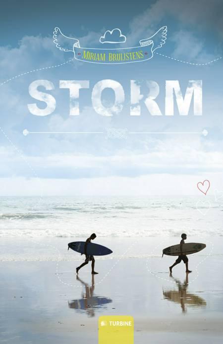 Storm af Miriam Bruijstens