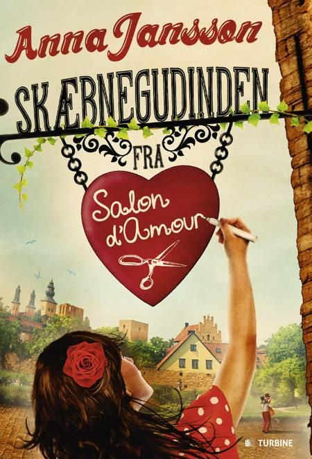 Skæbnegudinden fra Salon d'Amour af Anna Jansson