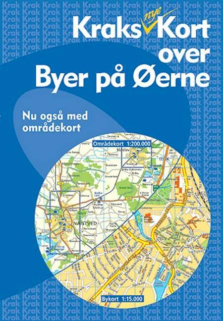 Kraks Kort over Byer på Øerne