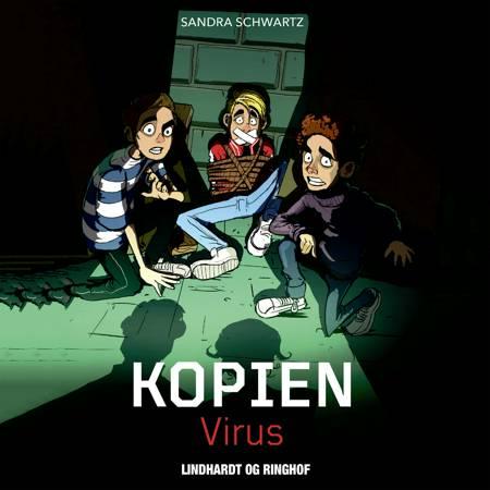 Kopien - Virus af Sandra Schwartz