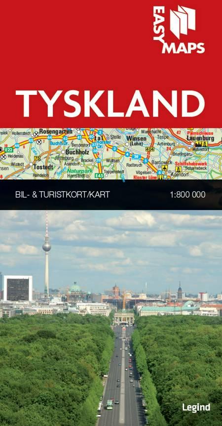Easy Maps, Tyskland af Legind A/S
