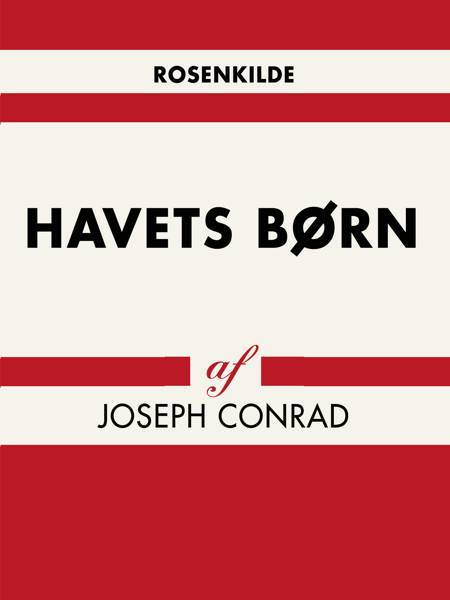 Havets børn af Joseph Conrad