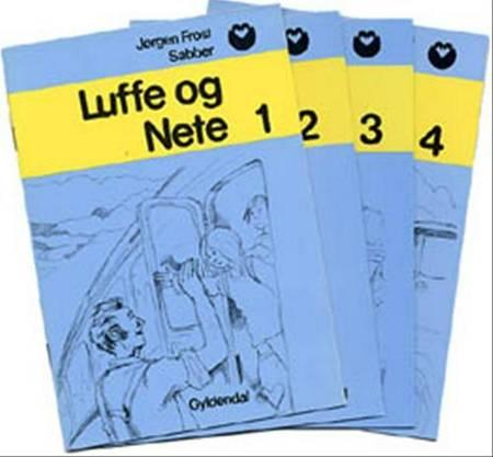 Luffe og Nete af Jørgen Frost