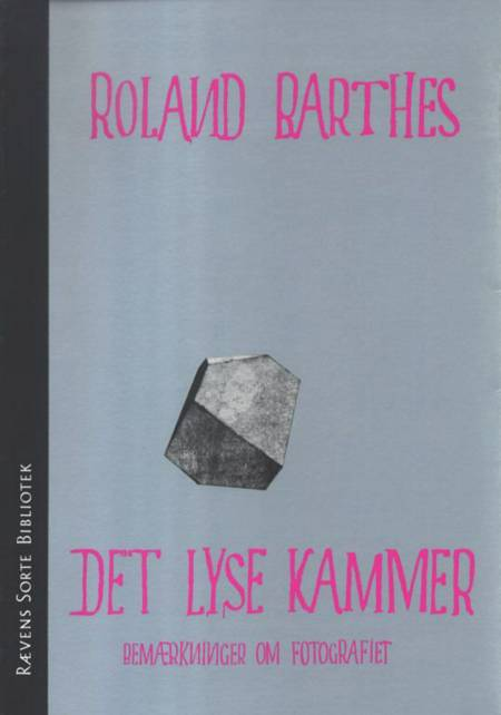 Det lyse kammer af Roland Barthes
