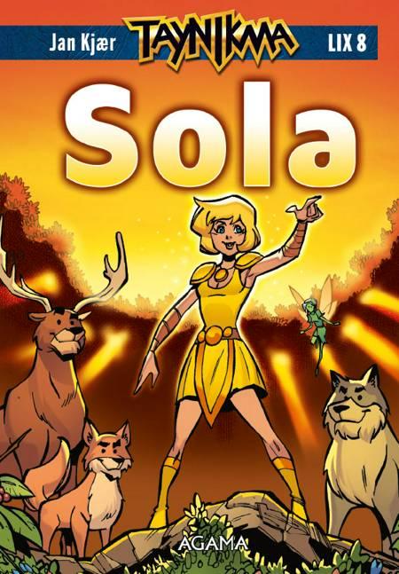 Taynikma: Sola - lix8 af Jan Kjær