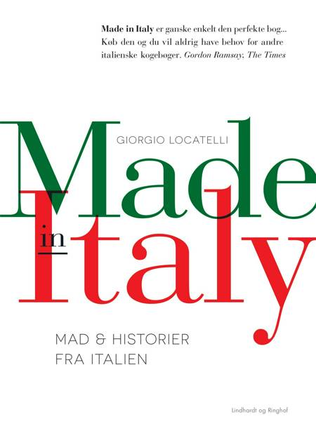 Made in Italy af Giorgio Locatelli