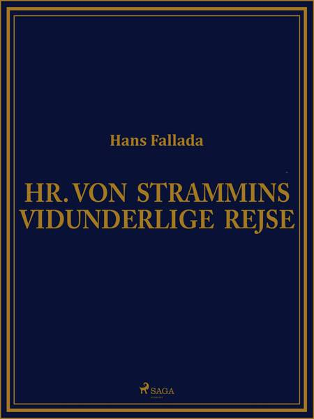 Hr. von Strammins vidunderlige rejse af Hans Fallada