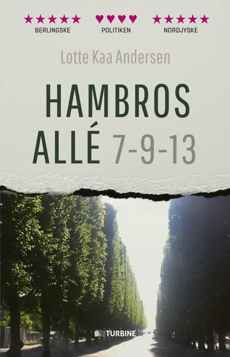 Hambros Allé 7-9-13 af Lotte Kaa Andersen
