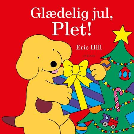 Glædelig jul, Plet! af Eric Hill