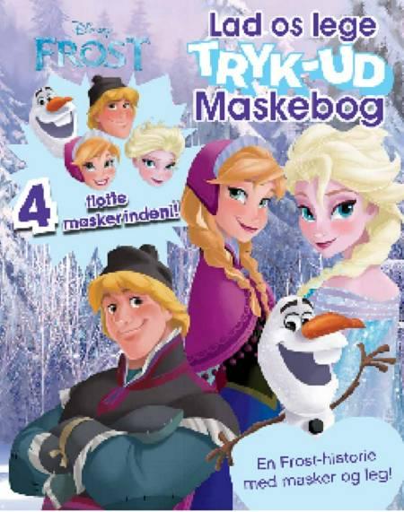 Disney Maskebog Frost af Disney