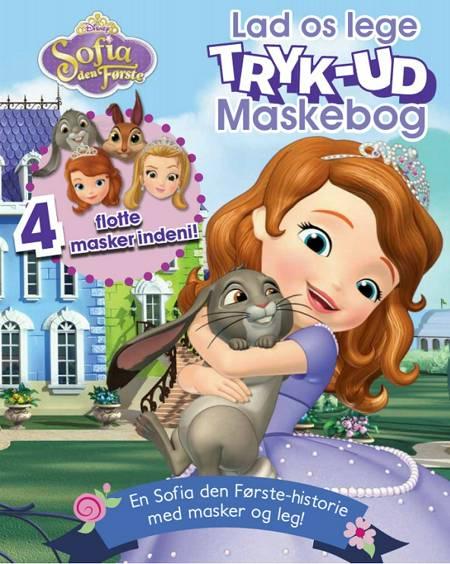 Disney Maskebog Sofia af Disney