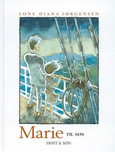 Marie til søs af Lone Diana Jørgensen