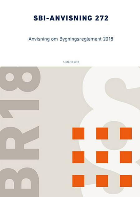 Anvisning om bygningsreglement 2018 af Ernst Jan de Place Hansen og m.fl