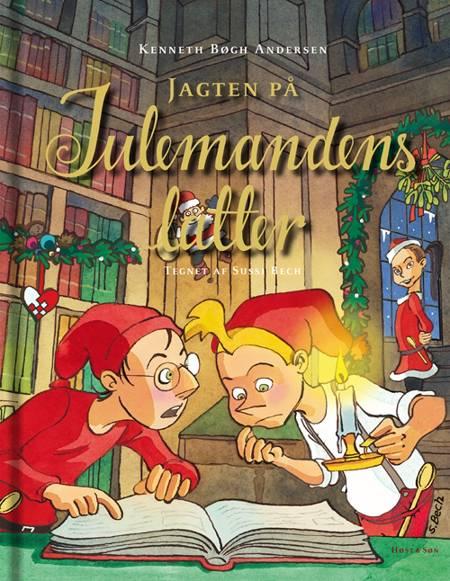 Jagten på julemandens latter af Kenneth Bøgh Andersen