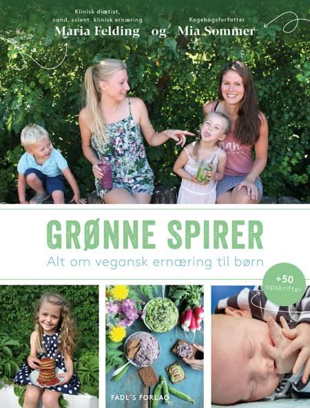 Grønne spirer af Mia Sommer og Maria Felding
