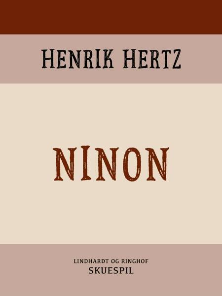 Ninon af Henrik Hertz