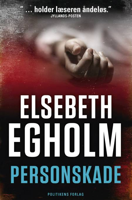 Personskade af Elsebeth Egholm