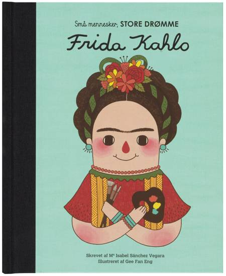 Frida Kahlo af Isabel Sánchez Vegara
