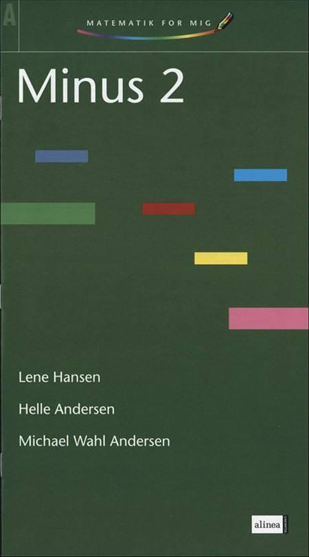 Minus 2 af Michael Wahl Andersen, Helle Andersen og Lene Hansen