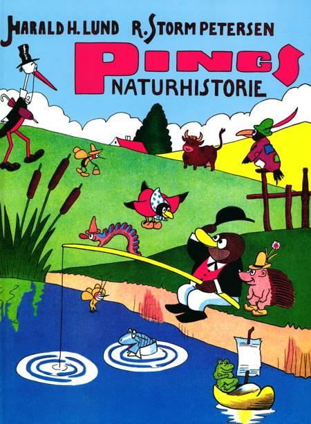 Ping's naturhistorie af Harald H. Lund og Robert Storm Petersen
