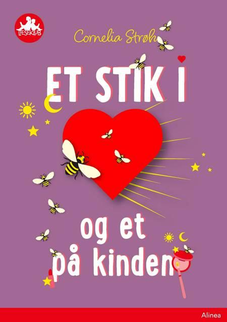 Et stik i hjertet og et på kinden, Rød Læseklub af Cornelia Strøh