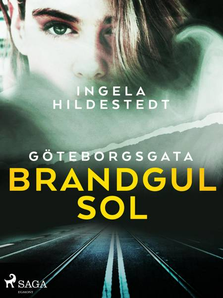 Göteborgsgata, brandgul sol af Ingela Hildestedt