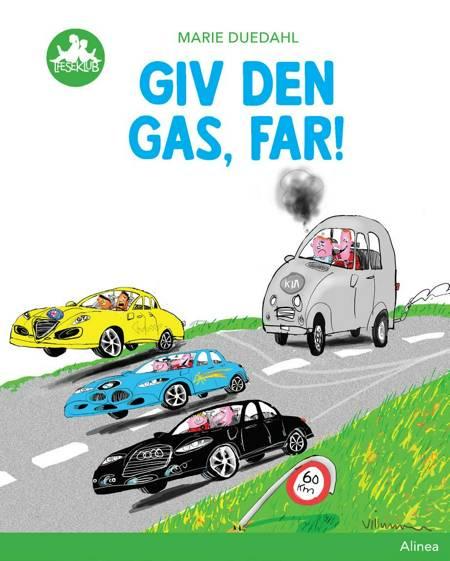 Giv den gas, far!, Grøn Læseklub af Marie Duedahl