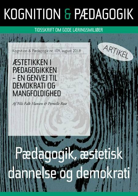 Æstetikken i pædagogikken af Pernelle Rose og Nils Falk Hansen