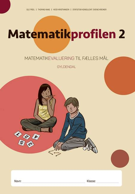 Matematikprofilen 2 af Thomas Kaas, Ole Freil og Heidi Kristiansen