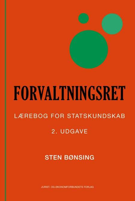 Forvaltningsret af Sten Bønsing