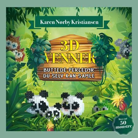 3D-venner af Karen Nørby Kristiansen