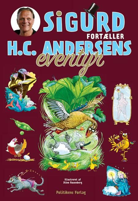 Sigurd fortæller H.C. Andersens eventyr af Sigurd Barrett