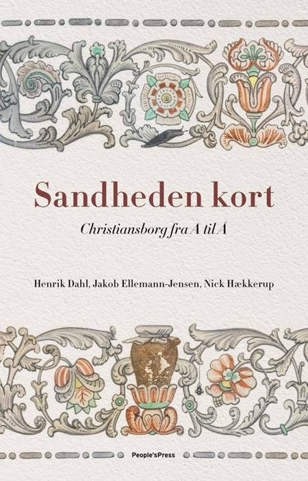 Sandheden kort af Henrik Dahl, Nick Hækkerup, Jacob Ellemann-Jensen og Jakob Ellemann-Jensen