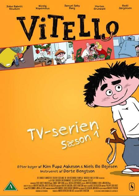 Vitello DVD af Kim Fupz Aakeson og Niels Bo Bojesen