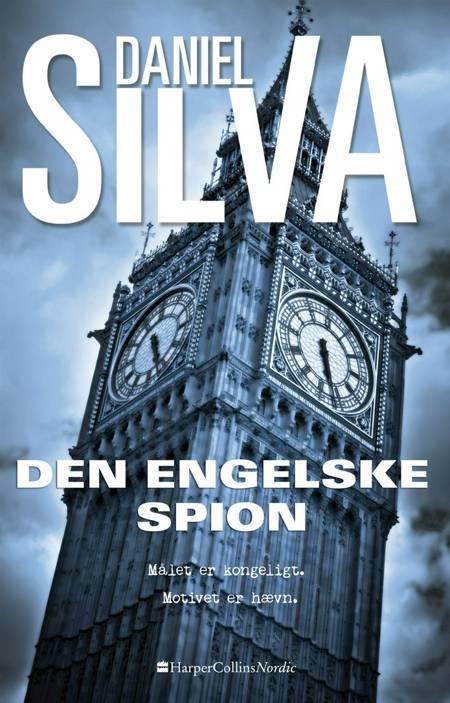 Den Engelske Spion Af Daniel Silva Anmeldelser Og Bogpriser Bognu