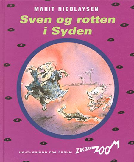 Sven og rotten i Syden af Marit Nicolaysen, Nicolaysen og marit