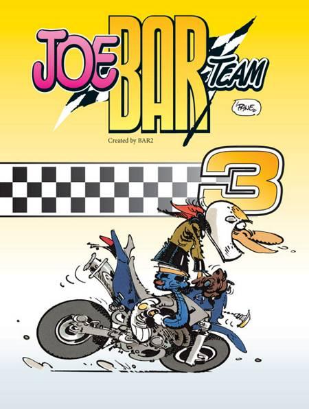 Joe Bar Team 3 af Fane