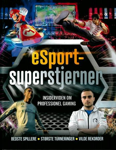 eSport-superstjerner af Kevin Pettman