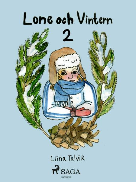 Lone och vintern af Liina Talvik