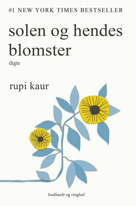 Solen og hendes blomster af Rupi Kaur