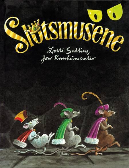 Slotsmusene af Lotte Salling