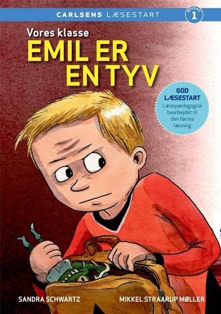 Emil er en tyv af Sandra Schwartz