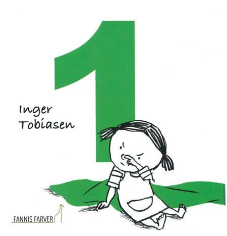 Fannis grønne bog af Inger Tobiasen