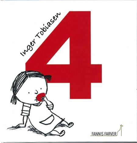 Fannis røde bog af Inger Tobiasen