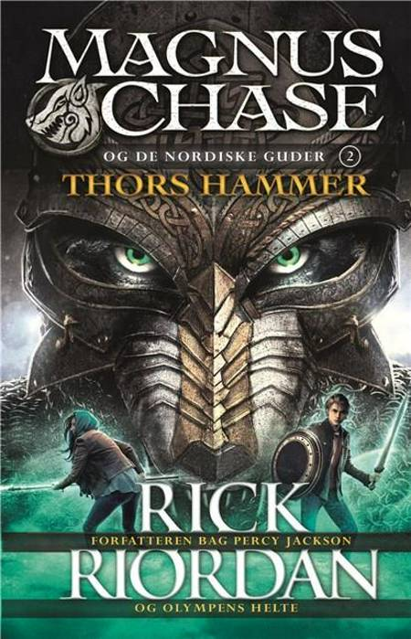 Thors hammer af Rick Riordan
