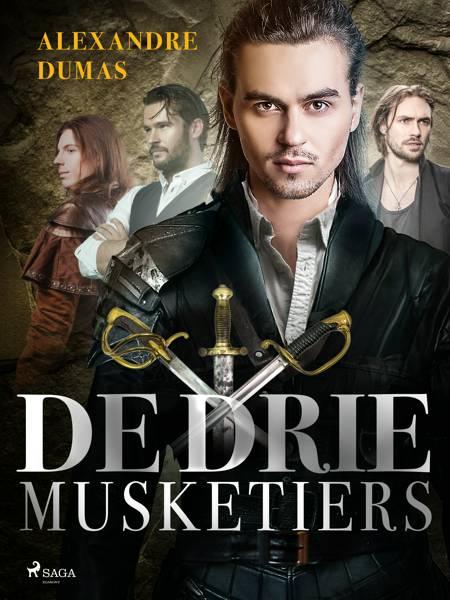 De drie musketiers af Alexandre Dumas