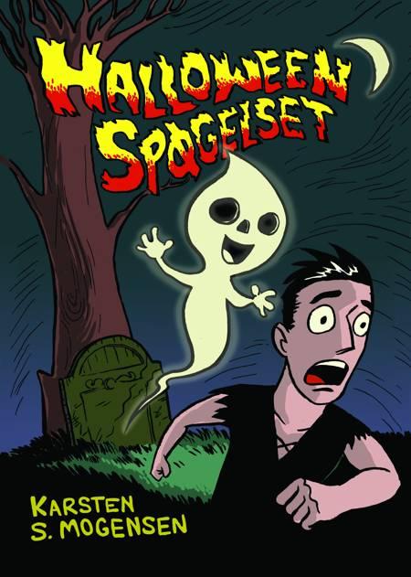 Halloween spøgelset af Karsten S. Mogensen