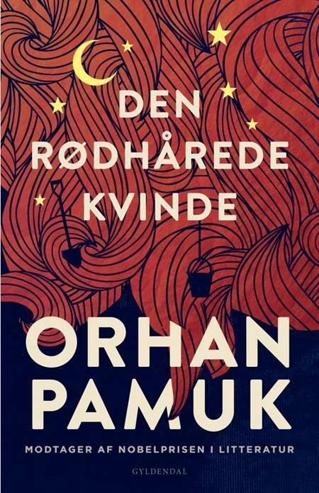 Den rødhårede kvinde af Orhan Pamuk