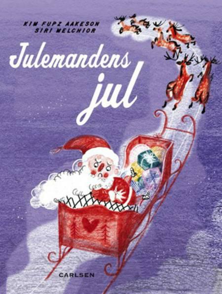 Julemandens jul (mini) af Kim Fupz Aakeson