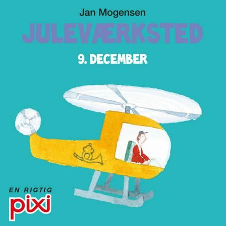 9. december: Juleværksted af Jan Mogensen